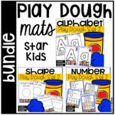 Play Dough Mats Bundle