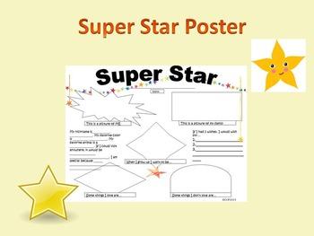 Super Star Poster
