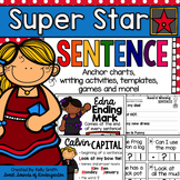 Super Star Sentence! {Sentence Writing}