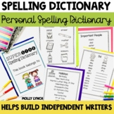 Spelling Dictionary