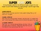 Super Star Stop and Jots