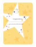 Super Star Student - Certificate