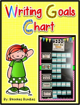 Super Star Writing Goals
