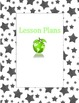 Super Stars Teacher Binder Dividers