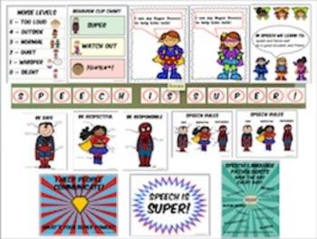 Super Start to Speech (Posters)