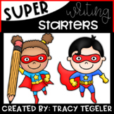 Super Writing Starters: 50 Writing Prompts