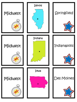 """Super States """"Spoons"""" Sampler - Midwest States"""
