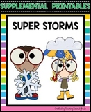 Super Storms 2nd Grade Journeys