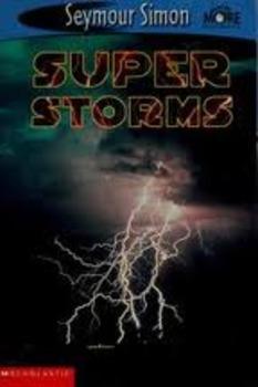 Super Storms Flip Chart