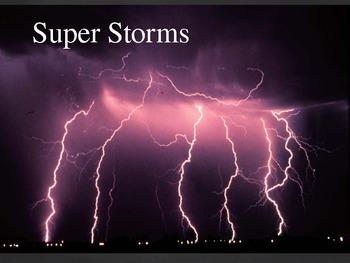 Super Storms HMH Journeys 2nd Grade Power Point