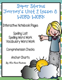 Super Storms Journey's Unit 2 Lesson 8