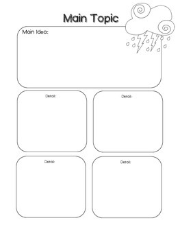Super Storms Journeys 2nd Grade (Unit 2 Lesson 8) Supplemental Activities