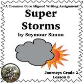 Super Storms-Journeys Grade 2-Lesson 8