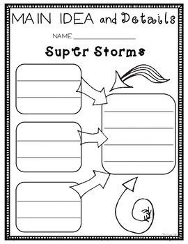 Super Storms: Journeys Unit 2 Lesson 8 Supplemental Resources