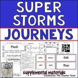 Super Storms Journeys Second Grade Unit 2 Lesson 8 Activities & Materials
