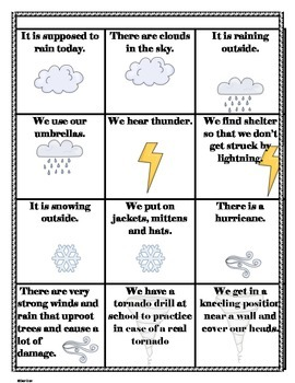 Super Storms - Common Core Comprehension