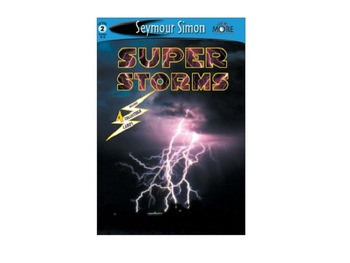 Super Storms Vocabulary Power Point