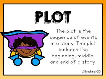 Super Story Elements