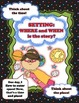 Super Story Elements: A Narrative Elements Book Project and Printable Posters