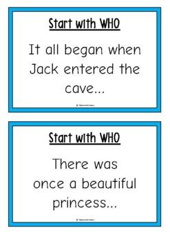 Super Story Starters