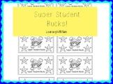 Super Student $10 Reward Bucks