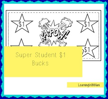 Super Student Bucks BUNDLE!