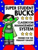 Classroom Management System - Super Student Bucks