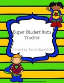 Super Student Data Tracker