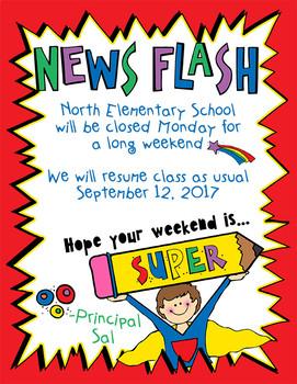 Super Students Clip Art Download