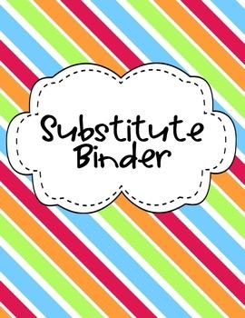 Super Sub Binder