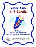Super Sub K-5 Bundle