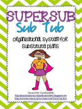 Super Sub Tub