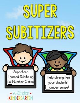 Super Subitizers