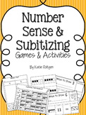 Number Sense and Subitizing Games and Activities