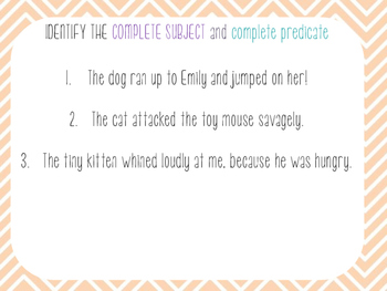Super Subjects and Objects & Poppin' Predicates