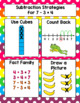 Super Subtraction: 13 Anchor Charts