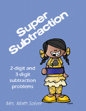 Super Subtraction