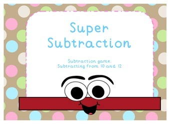 Super Subtraction Game