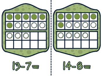 Super Subtraction Nearly Half Resources