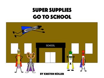 Super Supplies Go To School