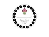 Super Sweet Behavior Punch Cards