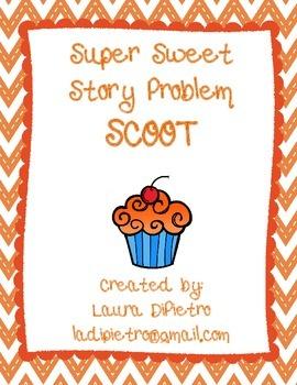 Super Sweet Story Problem Scoot