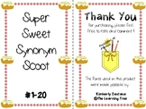 Super Sweet Synonym Scoot
