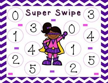 Super Swipe Subtraction