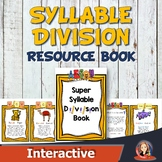 Syllable Division Resource Book How to Read & Spell Multisyllable Words