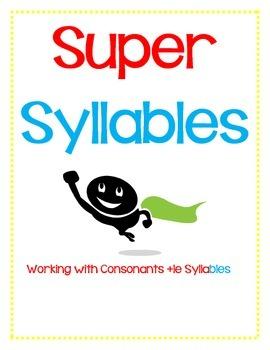Super Syllables