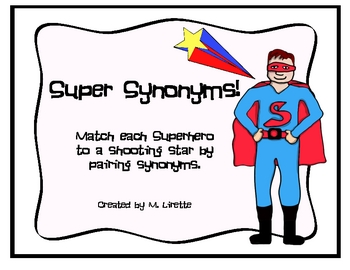 Super Synonyms!