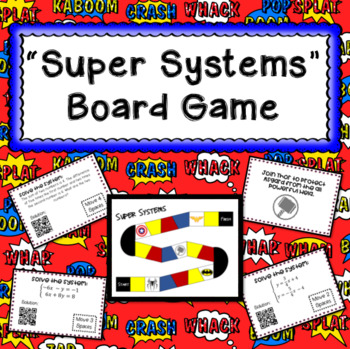 Super Systems Game Board