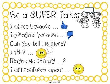 Super Talker Poster