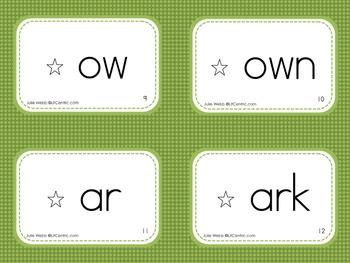 Word Family Super Task Cards! - Chunks